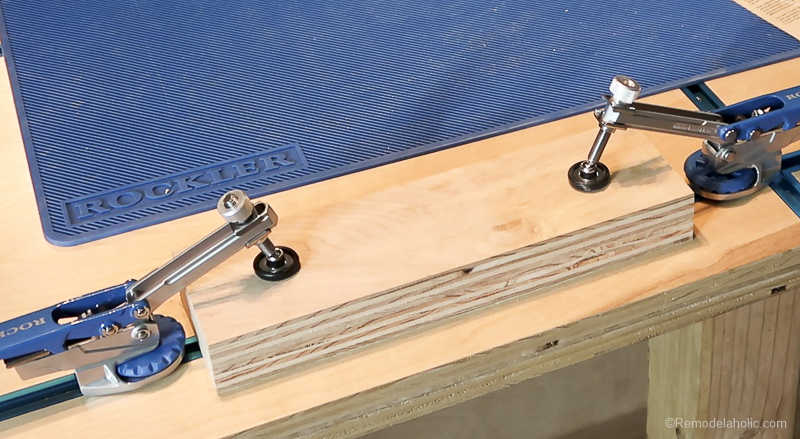 Table Saw Workbench @Remodelaholic 51
