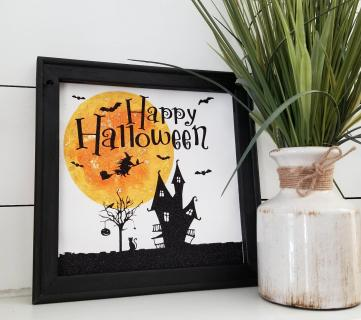 Leap Of Faith Halloween Cricut Projects 5