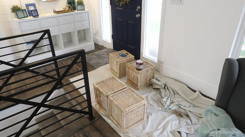 BEHR Pint 2019 Color Of The Year Project @Remodelaholic 7