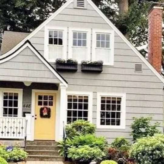 Real Life Rooms Curb Appeal From Plain To Pretty