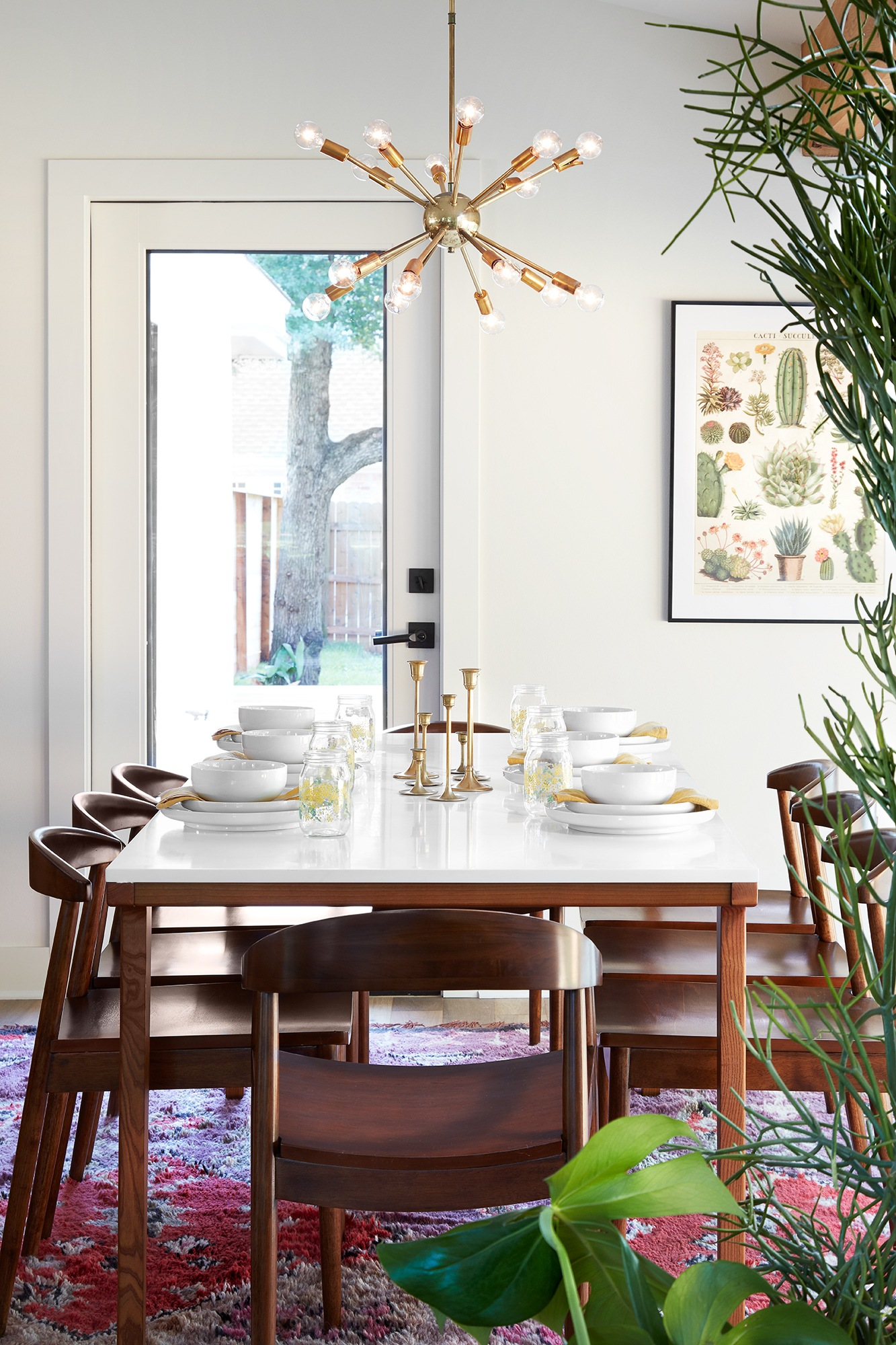 Remodelaholic   Get This Look: Mid-Century Modern Dining ...