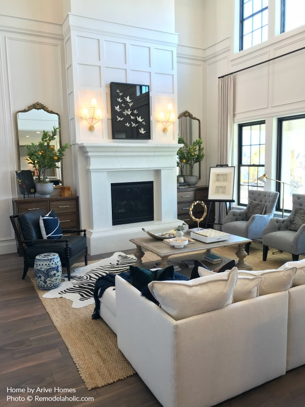 Remodelaholic Home Tour Modern Farmhouse Comfort And Beauty