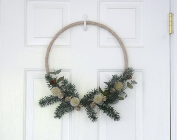Havalah Sisters What Christmas Wreath