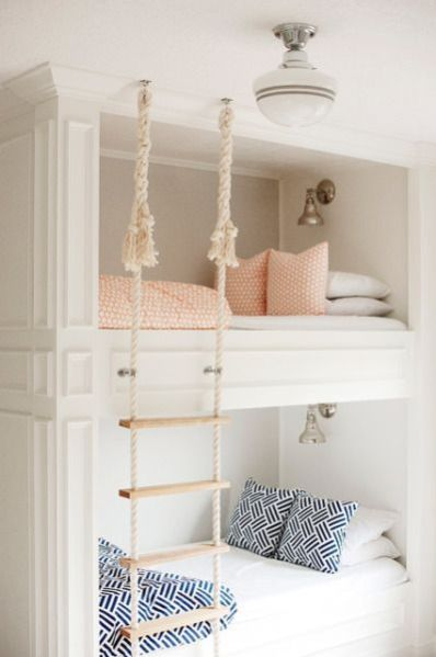 Girl And Boy Bunks