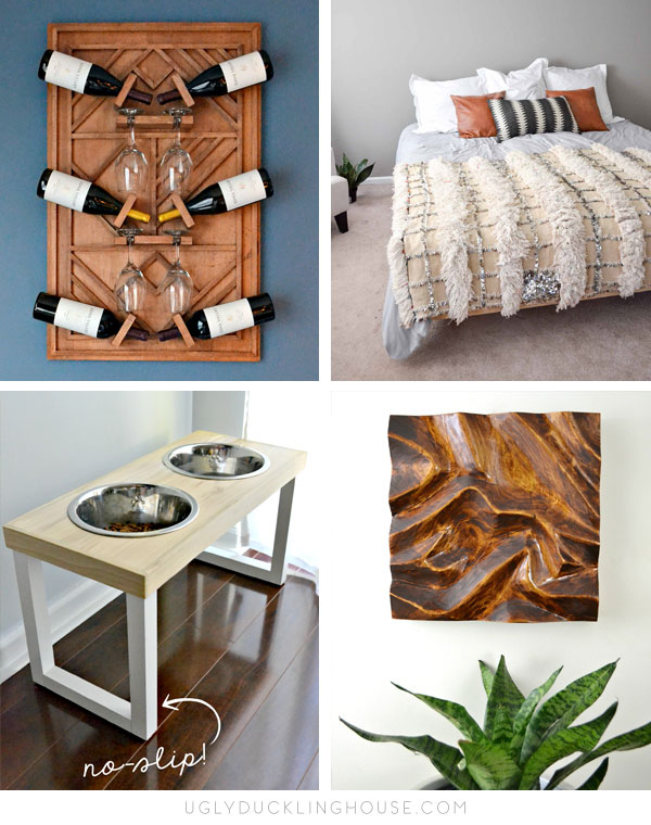 Woodworkign Projects By Ugly Duckling House
