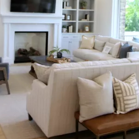 Home Tour Custom Timeless And Traditional Home Style