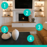 Remodelaholic Get This Look Neutral Modern Farmhouse Living Room 1