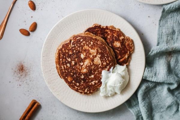 Banana Bread Pancake Recipe