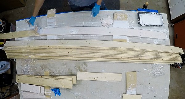 How to Whitewash Knotty Pine Boards for DIY Basement Plank Ceiling