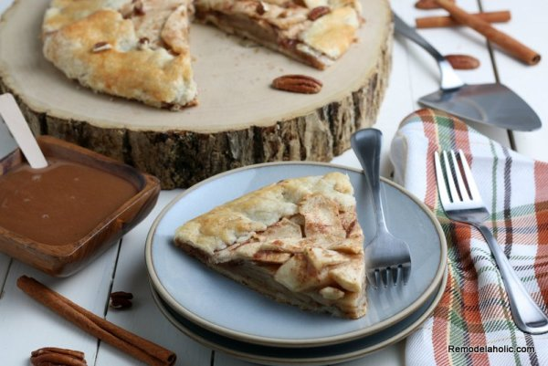 Apple Crostata Apple Tart Apple Galette Simple Apple Pie Recipe, Remodelaholic