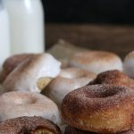 Apple Cider Donuts With Cinnamon Sugar Glaze Recipe, Remodelaholic
