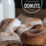 Baked Apple Cider Cinnamon Donuts, From Scratch Recipe At Remodelaholic