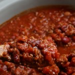Crockpot Chili From Remodelaholic