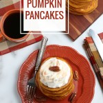 Homemade Pumpkin Pancakes From Scratch Recipe, Remodelaholic