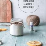 Diy Carpet Freshener And Deodorizer Recipe Using Baking Soda And Essential Oils, Remodelaholic