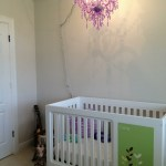 Mobiles are for babies, chandeliers are for princesses