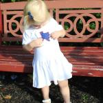The cutest little toddler dresses from Charlotte's Threads
