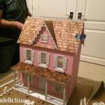 The Lost Art of Building a Dollhouse From a Kit