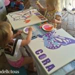 Toddler & Pre-School Decorative Canvas Art Painting