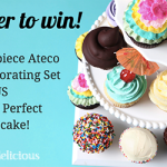 GIVEAWAY! Craftsy Perfect Cupkace Set + Class