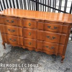 "French Provincial Dresser ""Modernification"""