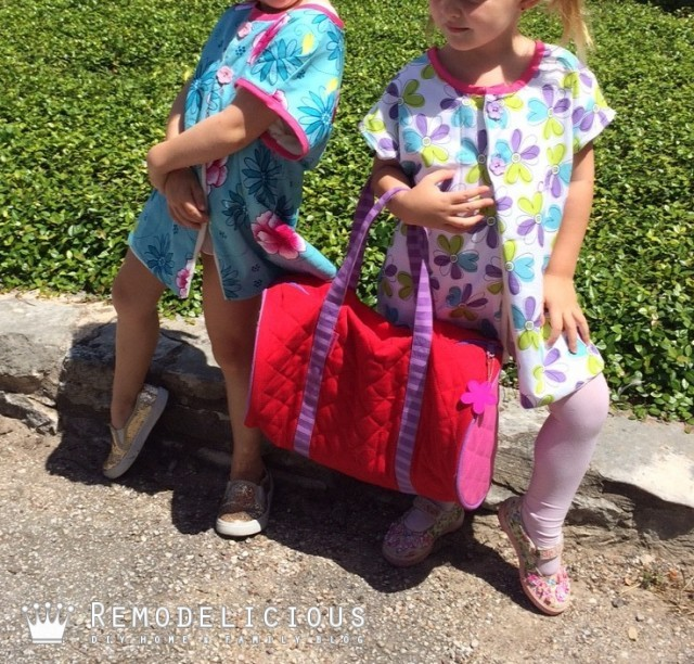 DIY Dance Cover-Ups | Remodelicious sewing project