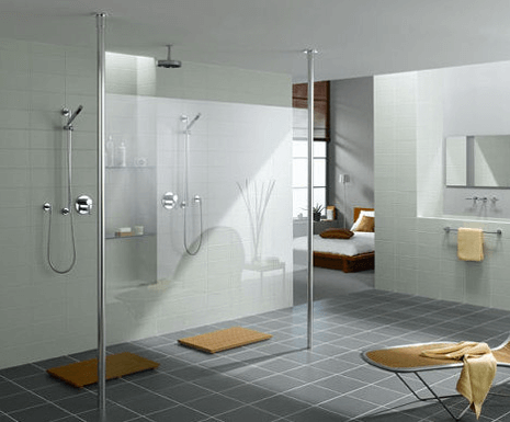 12 Steamy Bathroom Ideas