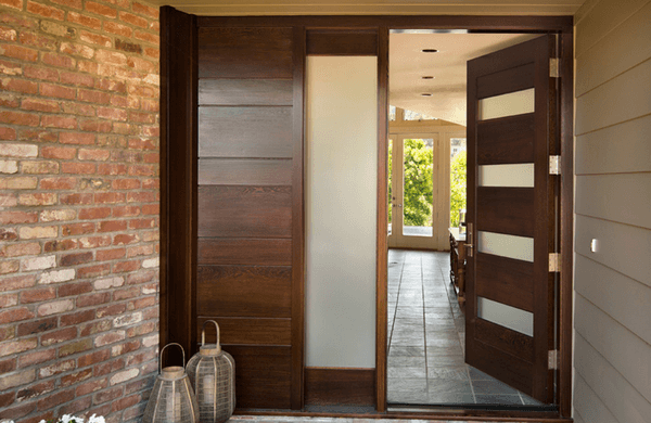 Contemporary Aluminum Doors
