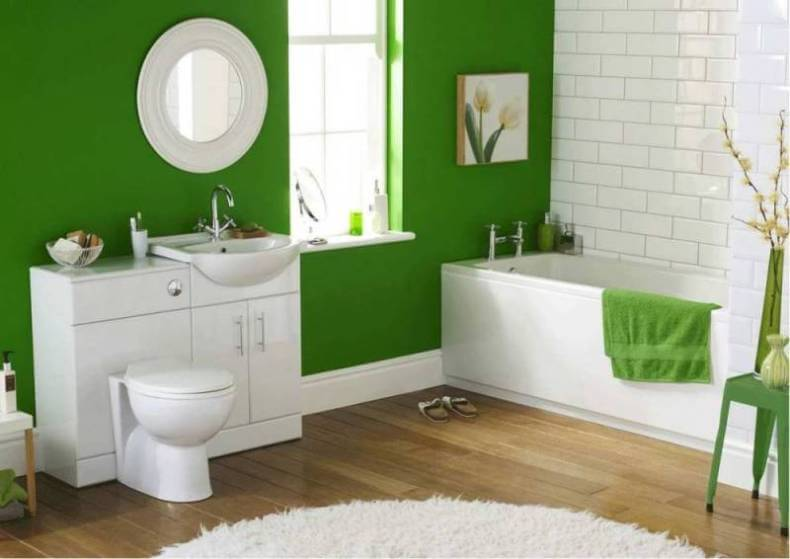 Small Bathroom Color Ideas | Remodeling Cost Calculator