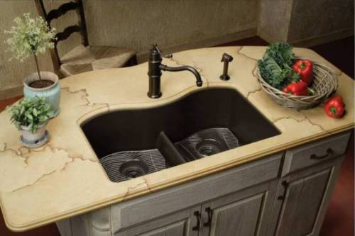 Composite Granite Kitchen Sink