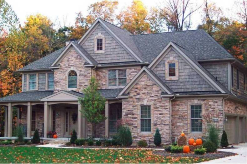 Stone Veneer Siding Remodeling Cost Calculator