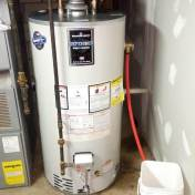 cost of a hot water heater