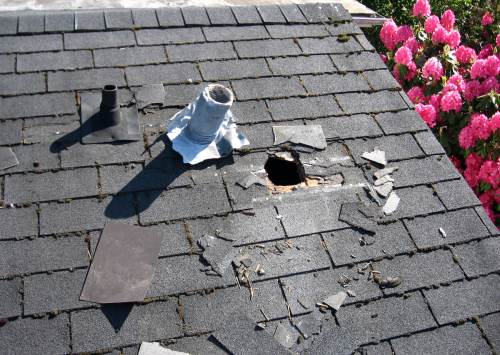 Cost to repair a shingle roof