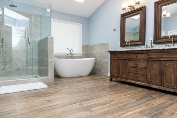 new bathroom cost