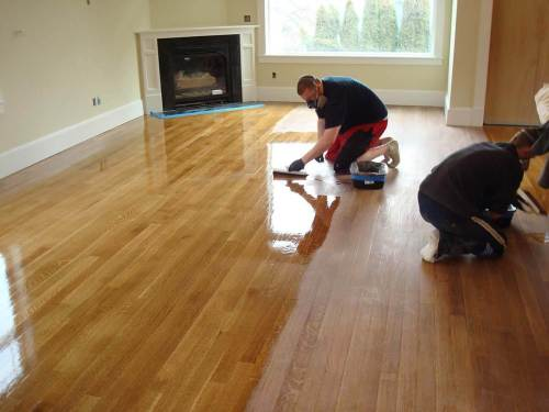 Cost To Refinish Hardwood Floors Estimate Prices For Wood