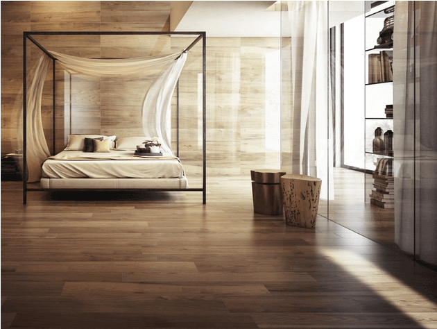 Designer Ceramic Tile That Looks Like Wood