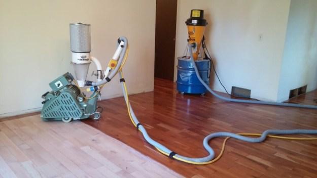 Dustless Vs Sandless Floor Refinishing Options