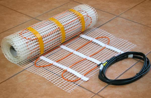 Electric Radiant Floors