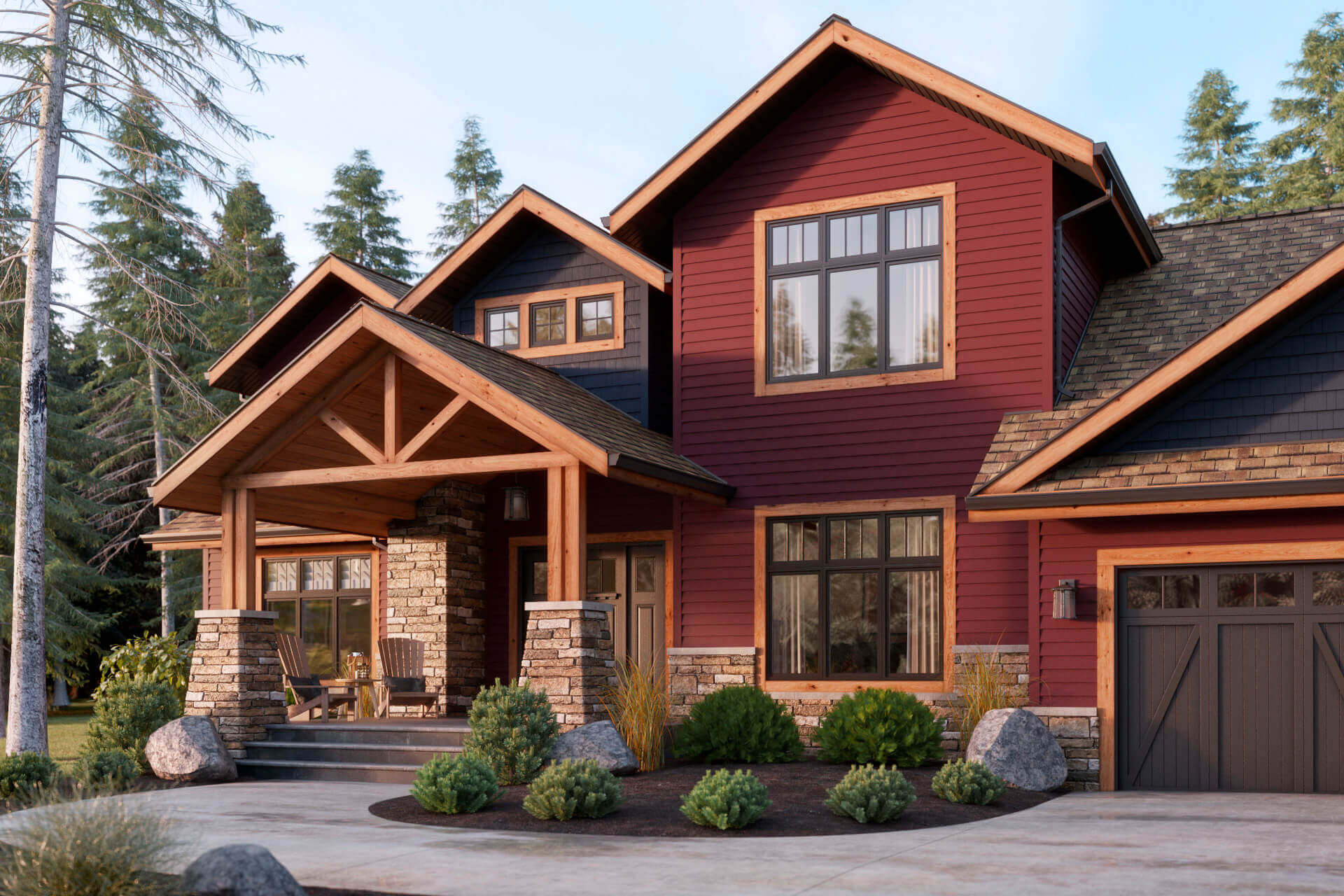 7 Best House Siding Options From Budget-Friendly To High-End on Modern House Siding Ideas  id=30941