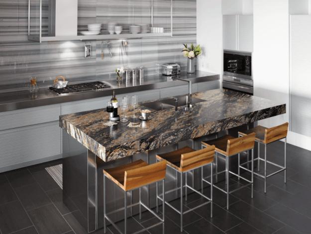 Granite countertops cost per square foot