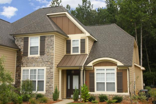 Hardieplank Siding color options