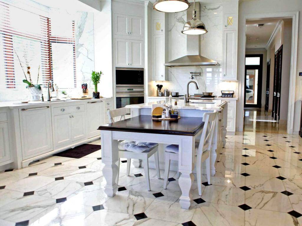 8 Tips To Choose The Best Tile Floors For Every Room | Remodeling Cost Calculator