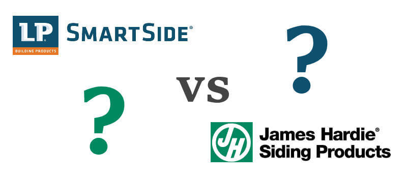 LP Smartside vs Hardie - Remodeling Cost Calculator