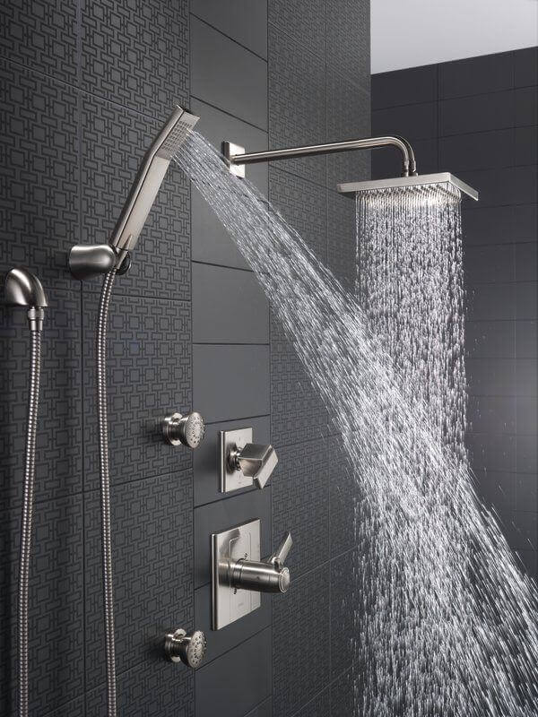 5 Best Rain Shower Heads: Prices, Pros & Cons, Reviews