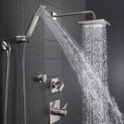 bathroom rain shower head