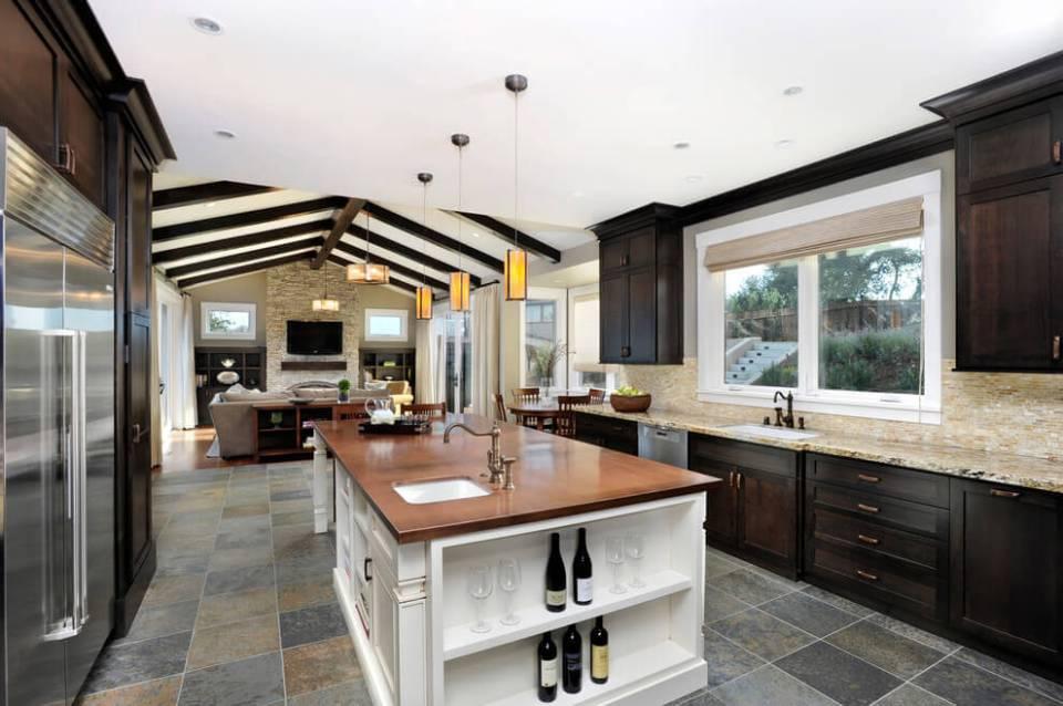 Slate Stone Kitchen tile for floor