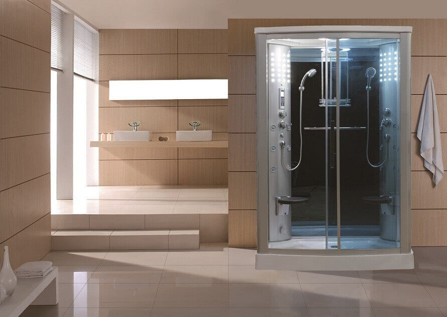 2019 Steam Shower Kit Prices And Installation Costs U2013 Remodeling Cost  Calculator