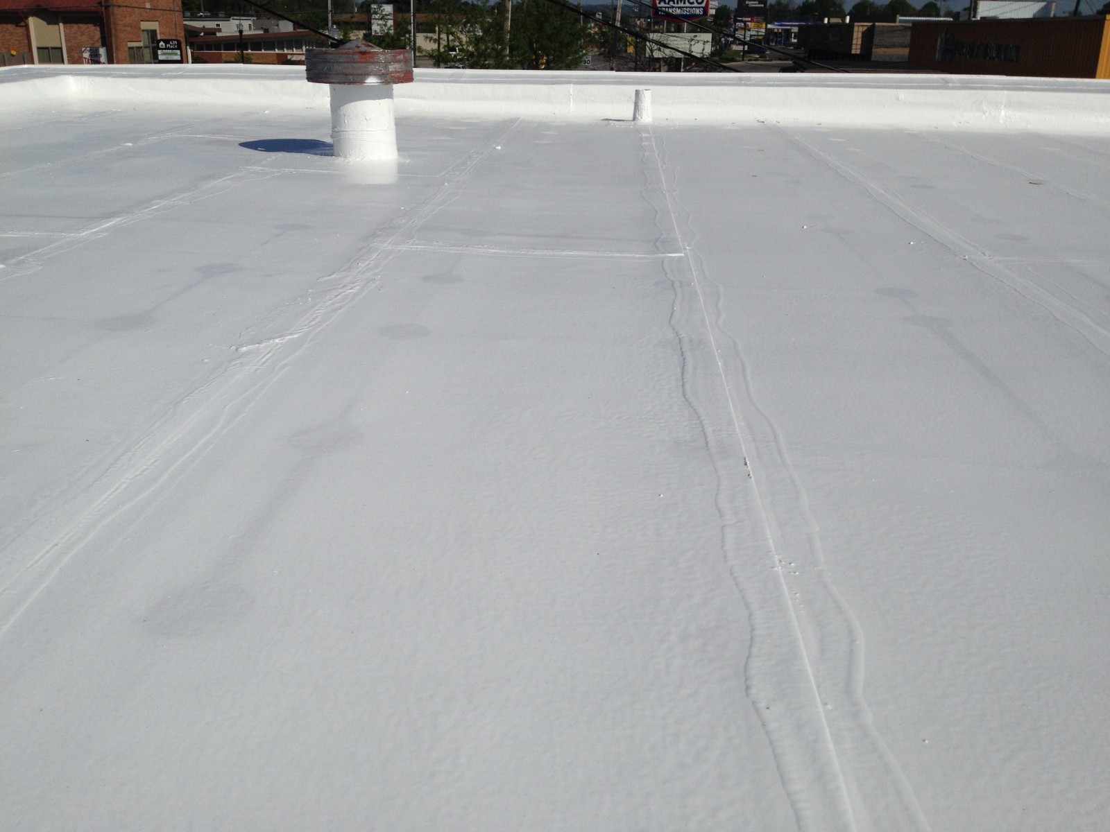 Liquid Roof Coating Cost   How Much Is A New Liquid Roof In 2017? Sc 1 St  Home Remodeling Costs Guide