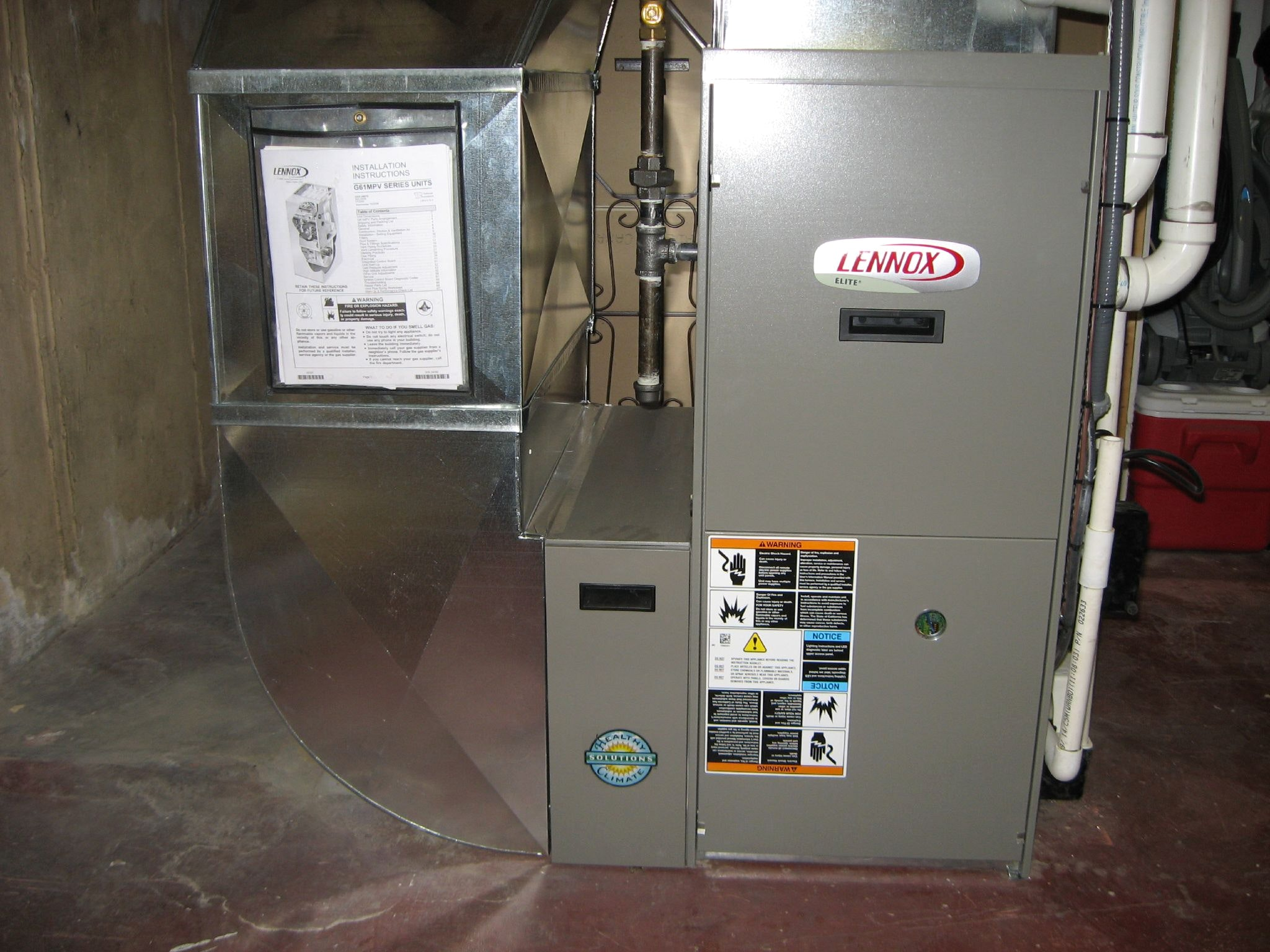 New Gas Furnace Prices and Installation Costs – Home