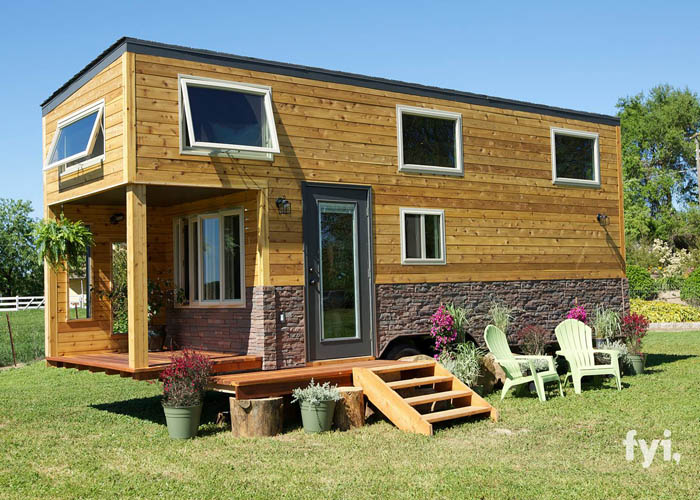 Top 15 Tiny House Design Ideas and their Costs - Green Living Ideas - RemodelingImage.com - Remodel Ideas and Costs